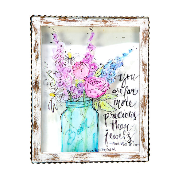 Gallery Inspirations, Proverbs 31:10