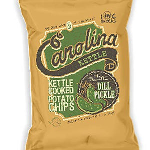 Carolina Kettle || Dill Pickle Chips