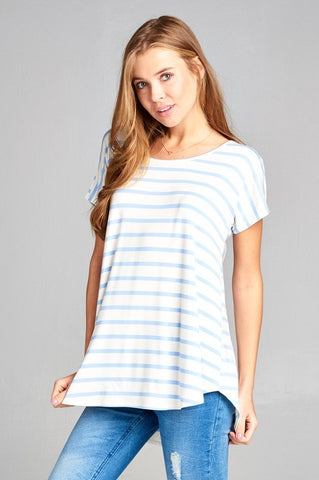 The Kinsey Striped Top