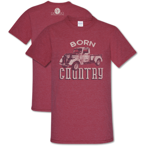 SC Soft Born Country T-Shirt