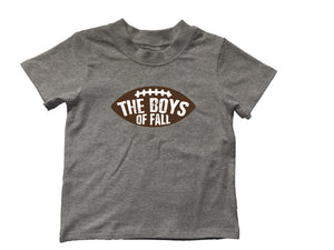 Boys of Fall Crew Neck T-Shirt