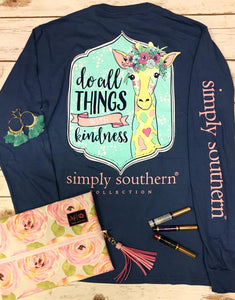 SS Do All Things With Kindness LS T-Shirt