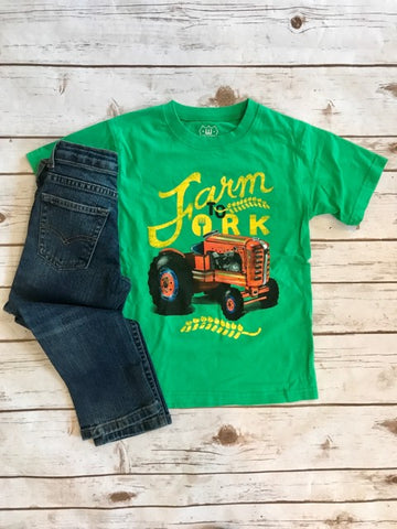 Farm to Fork Kid's T-Shirt