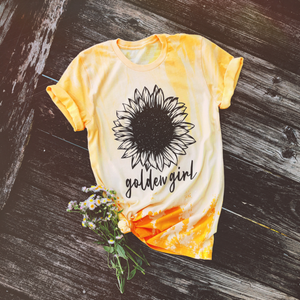 Golden Girl Tee