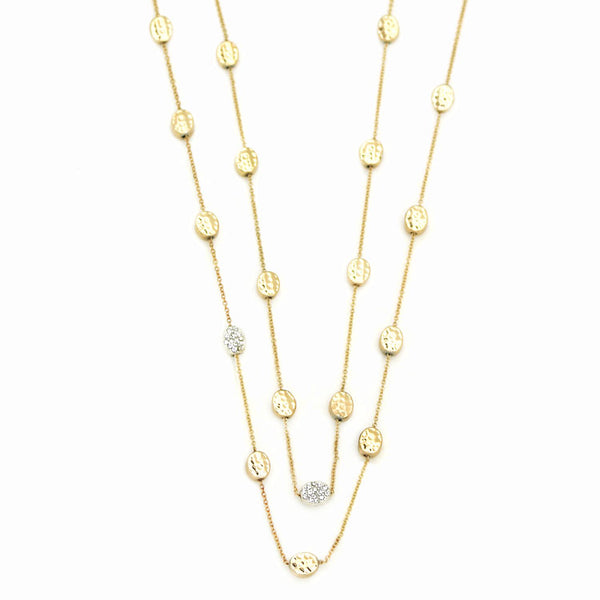 The Essence 2-Layer Necklace