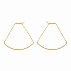 Francesca Gold Earrings