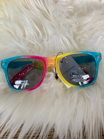 Rainbow Kids Sunglasses