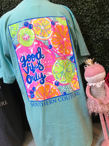 Good Vibes Only Tshirt