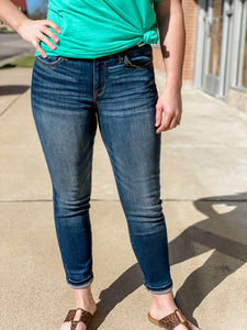 Judy Blue Relaxed Skinny Fit Jeans