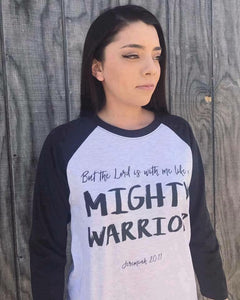 Mighty Warrior Raglan