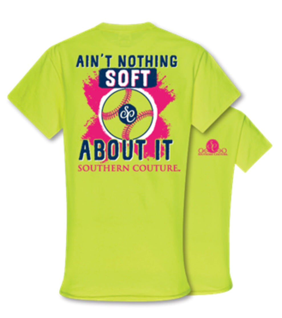 SC Classic Nothing Soft About It T-shirt