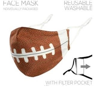 Football Face Cover