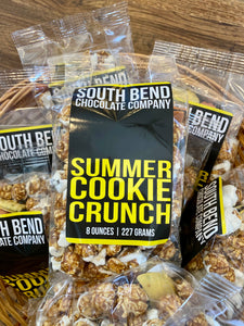 South Bend Chocolate Co || Summer Cookie Crunch