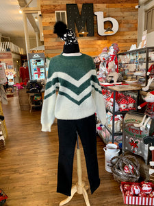 BF Doorbuster || Hunter Striped Sweater