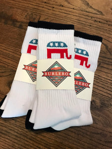 Burlebo Elephant Socks