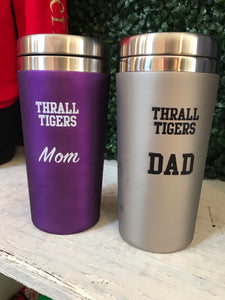 School Spirit Tumbler Gift Set