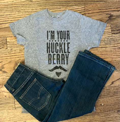 I'm Your Huckleberry || Kid's Tshirt