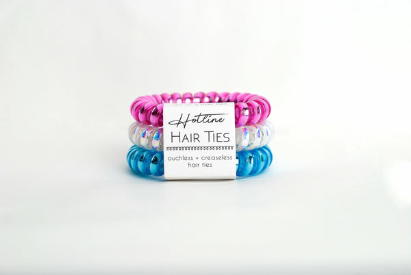 Hotline Hair Ties Matte Styles