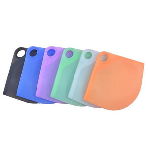 Silicone Face Cover Holder with Carabiner