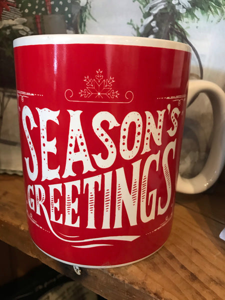 30oz Holiday Mugs