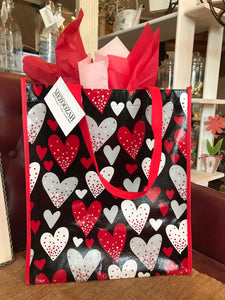 Sweet Spot Valentine Reusable Tote