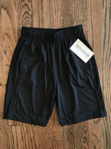 Solid Performance Youth Shorts