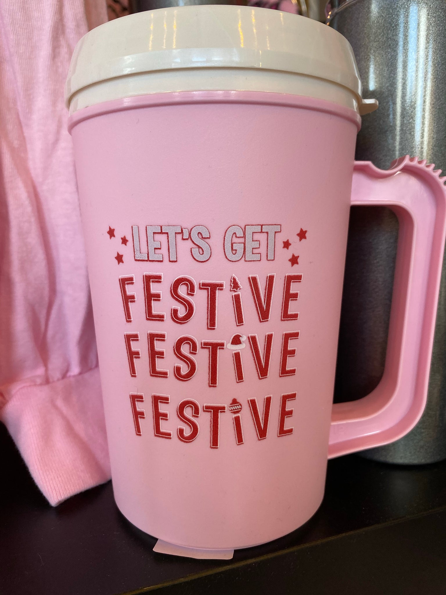 Thermo Jug || Let's Get Festive
