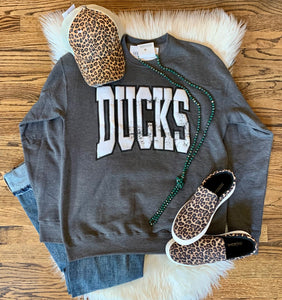 School Spirit Sweatshirt || Ducks