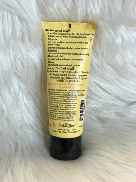 Vanilla, Rose, & Honey Hand & Body Lotion 2.25 oz