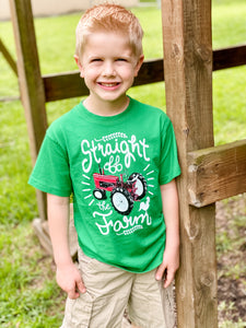 Straight Off The Farm Kid's T-Shirt