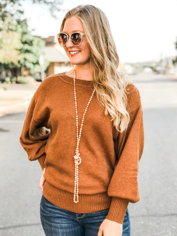 The Canyon Knit Pullover