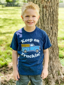 Keep On Truckin' Kid's T-Shirt