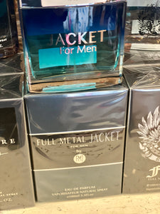 FMJ Jacket Cologne