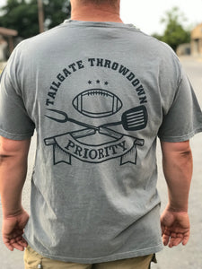 Priority Tailgate Throwdown T-Shirt