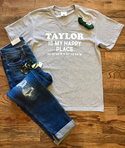 Taylor TX Location Tee