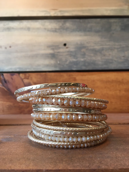 Cheyenne Beaded Bracelet