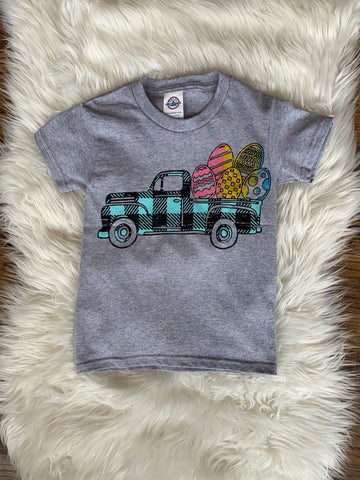Easter Truck Tee YOUTH & ADULT