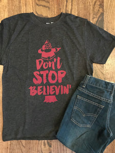Don't Stop Believin' YOUTH Tee