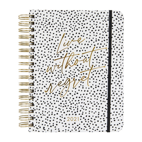 Mary Square Agenda || Live Without Regret Speckle
