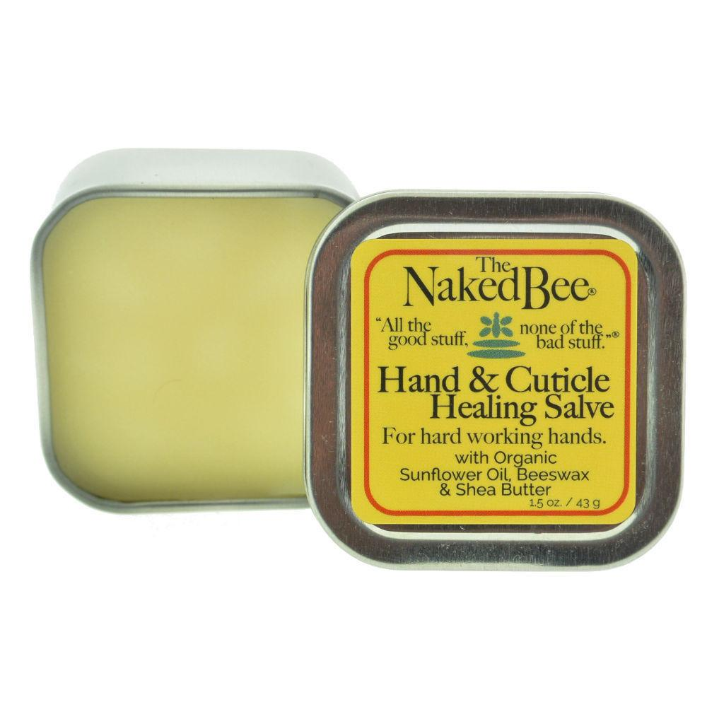 Naked Bee Hand And Cuticle Healing Salve