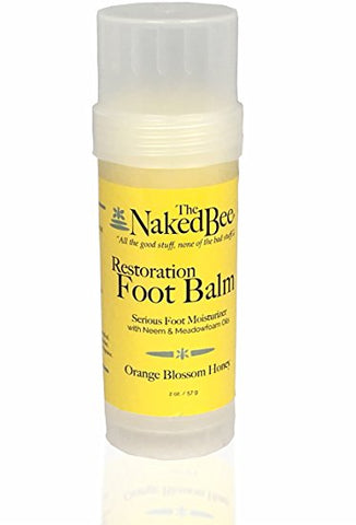 Naked Bee Restoration Foot Balm