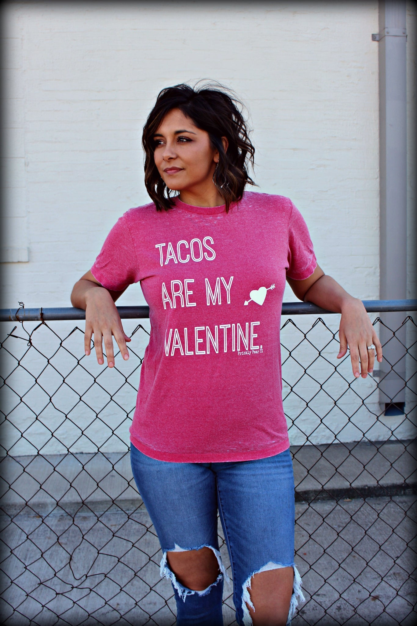 Tacos Are My Valentine Tee