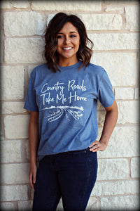 Country Roads SC Soft Tee