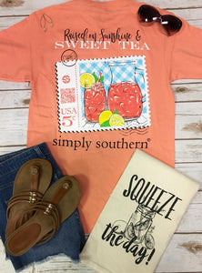 SS Sunshine & Sweet Tea T-Shirt