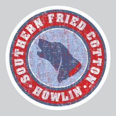 Southern Fried Cotton Decals