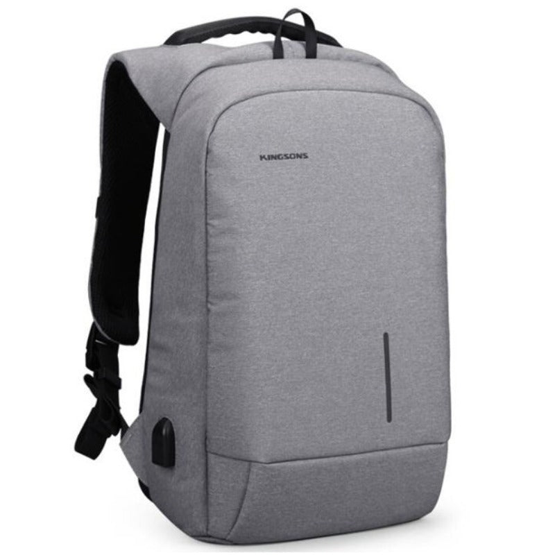 Men's Multifunction USB Computer Backpack