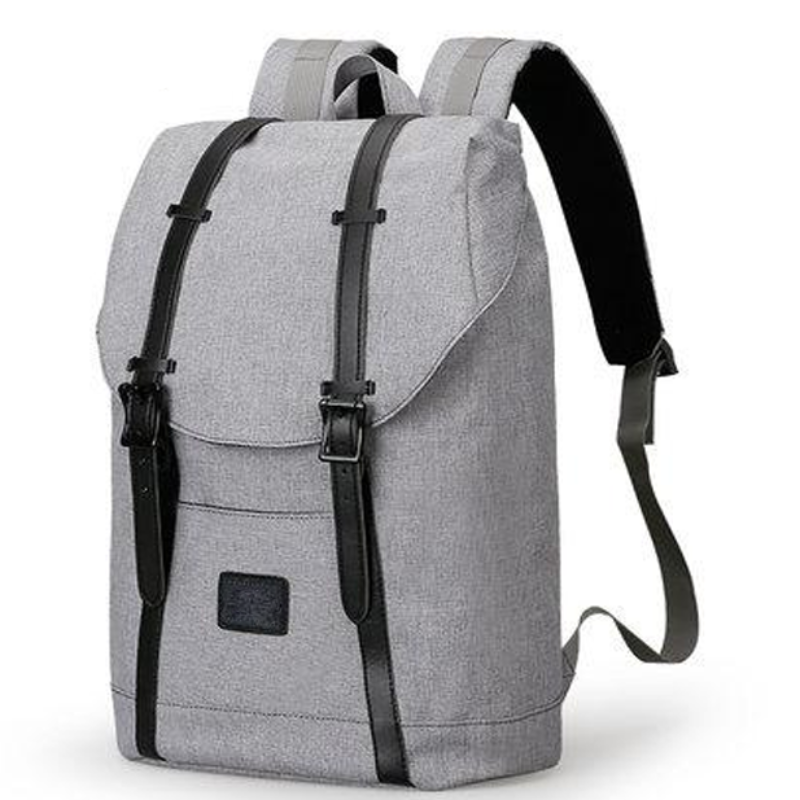 MarkRyden USB Charging Oxford Backpack