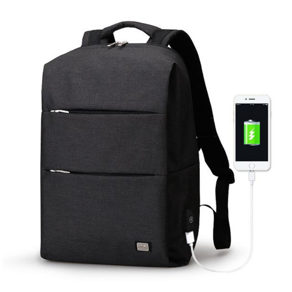 MarkRyden Anti-Theft 'Smart Stealth' Fitted Laptop Backpack