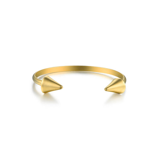 Arrow Bracelet Gold UrbanZaveri