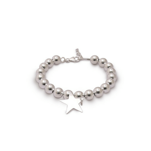 Star Bracelet Silver myhappinesz collection urbanzaveri komal